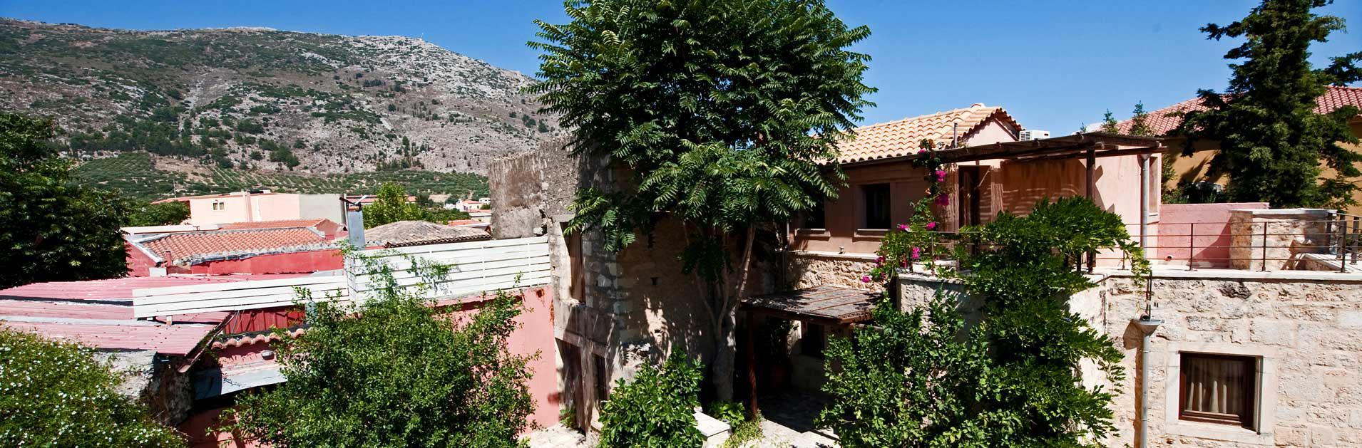 Villa Avra - Kalimera Archanes